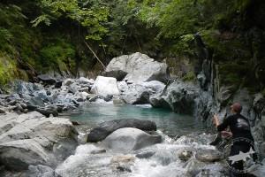 Canyon Gadmerwasser