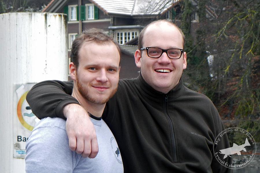 Frank Müller und Uwe Müller